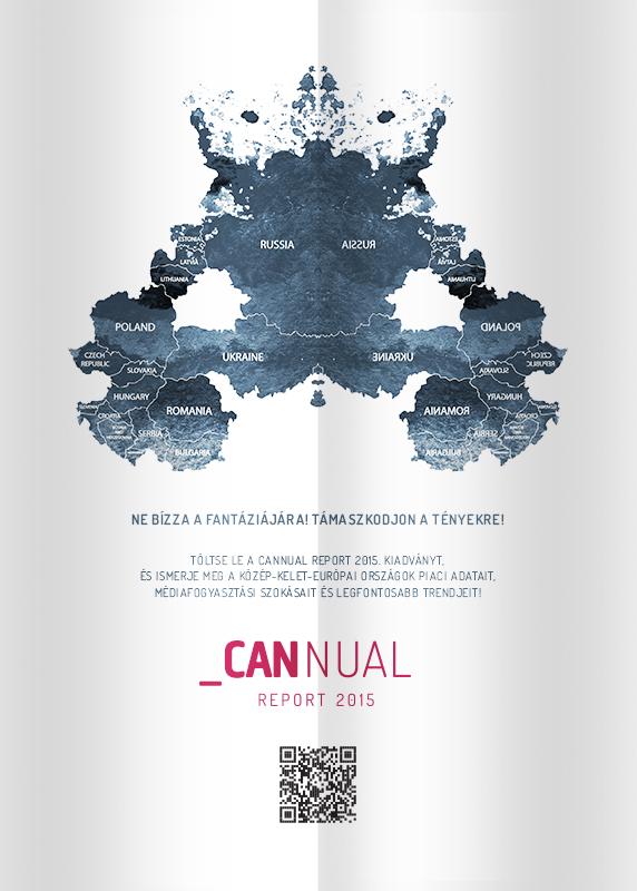 CANnual Report sajtóhirdetés